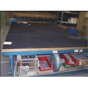 Стол ручной резки с воздушной подушкой HEGLA фото