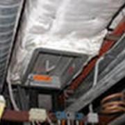 Производство работ по монтажу, ремонту и обслуживаниюсистем дымаудаления, вентканалов фото
