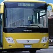 Междугородние автобусы Foton фото