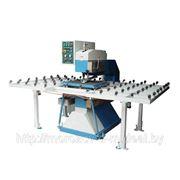 Горизонтальный станок для автоматического двухстороннего сверления отверстий SD130AL фото