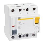 Выключатель автоматический IEK ВД 1 - 63 (4 полюсной)