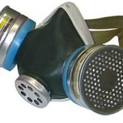 Респиратор универсальный РУ-60М с фильтрами ДОТ 75 марки А1Р2, А1В1Е1Р2, К1Р2 фото
