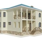 Проекты индивидуальных жилых домов фото