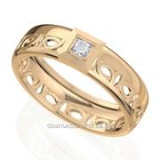 Кольца с бриллиантами W43055-1 фото