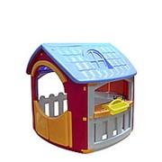"""Детский пластиковый домик """"Мастерская"""" Marian Plast 664 фото"""