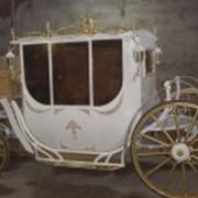 Комплект колес на кареты фото