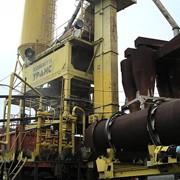 Реконструкция асфальтных заводов, бетоносмесительных узлов и заводов фото
