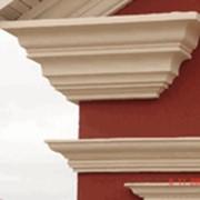 Монтаж архитектурно-декоративных элементов фото