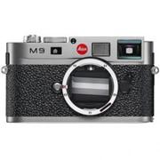 Фотоаппарат Leica M9 Body Silver фото