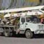 Аренда Автовышки АГП-22 фото