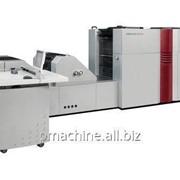 Офсетная 4-х красочная цифровая печатная машина с секцией сплошного и выборочного лакирования PRESSTEK 52DI-AC фото