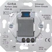 Мех-м светорег. клавишного 50-420ВА ( R+RL+RC ) Gira фото