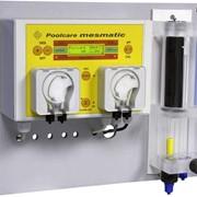 Дезинфектант бесхлорный жидкий для системы дозирования и контроля PoolcareOXA liquid DINOTEC Германия фото