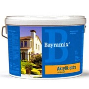 Декоративная штукатурка «Bauramix» фото