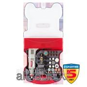 Гравер Зубр электрический с набором мини-насадок в кейсе, 172 предмета Код: ЗГ-130ЭК H172 фото