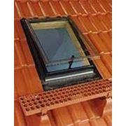 Кровельный люк 45х55 окно для крыши Факро фото