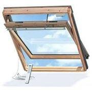 «Умное» окно для истинных ценителей комфорта (модель GGL/GGU INTEGRA®) фото