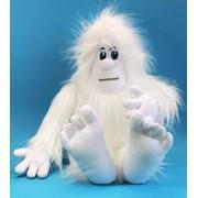 """Мягкая игрушка снежный человек -""""ЙЕТИ"""" фото"""