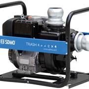 Дизельная мотопомпа SDMO AQUALINE SPECIALIST TRASH 4 фото