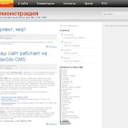 Шаблоны для Веб Сайтов фото