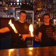 Организация праздников, бармен-шоу фото