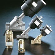 Клапаны с угловым седлом для промышленных применений