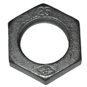 Контргайка чугунная 40 ГОСТ 8961-75, оцинкованная фото