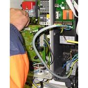 Монтаж и обсуживание систем электроснабжения и электроосвещения фото