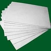 Полистирол ударопрочный ГЕБАУ GEBAU 3мм белый фото