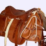 Седло кавалерийское (Драгунское) фото