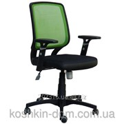 Компьютерное кресло Онлайн -пластиковая крестовина фото