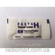 Теплопроводная паста на силиконе H 0.5 г фото