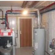Отопление, Оборудование газовое для отопления фото