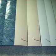 Вертикальные пластиковые жалюзи фото