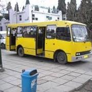 Перевозка пассажиров по городу и области фото