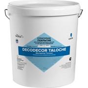 Структурное покрытие на основе сополимерной акрилатной водной дисперсии DECODECOR TALOCHE 10 Декодекор Талоч ( фото