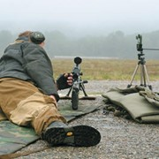 Пристрелка оружия фото