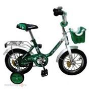"""Велосипед 2-х 12"""" UL зеленый 32041-1Х фото"""