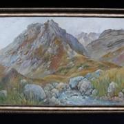 У подножья горы Оштен фото