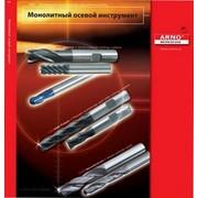 Монолитная концевая твердосплавная фреза - серия AFA - для обработки цветных металлов и неметаллов фото