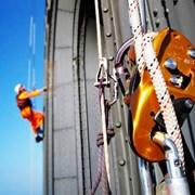 Альпинисты. Высотные работы фото