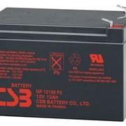 Аккумуляторная батарея GP12120 производства CSB фото