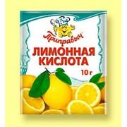 Лимонная кислота 10 грамм фото