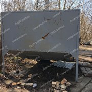 Бункер-ворошитель БВ-14 с шнековой подачей фото