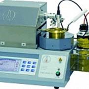 ТВО-ЛАБ-11 автоматический аппарат для определения температуры вспышки в открытом тигле фото