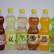 Безалкогольные напитки Серебряный источник на сахаре 0,5 фото