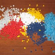 Гранулы ПВХ, гранулы поливинилхлорида фото