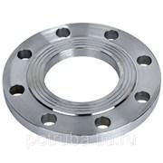 Фланец стальной приварной Ду 200 Ру 40 ст. 20 ГОСТ 12821-80 фото