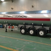 Газовоз полуприцеп DOGAN YILDIZ 45 м3 фото