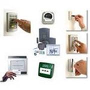 Установка систем контроля доступа фото